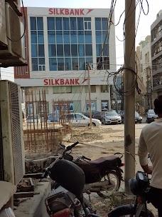 Silk Bank karachi Alamgir Rd