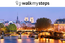 Walk My Steps, Paris, France
