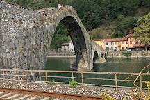 Ponte della Maddalena - Ponte del Diavolo, Borgo a Mozzano, Italy