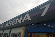 Arena 7 Entertainment Complex, Letterkenny, Ireland