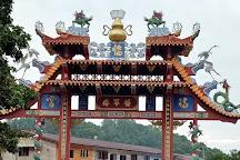 Foo Lin Kong Temple, Pulau Pangkor, Malaysia