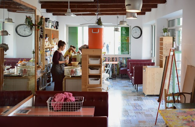 Cafe l'Ecomotive
