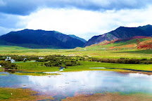 Sangke Grassland, Xiahe County, China