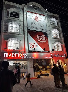 Traditions By Saleem Fabrics rawalpindi