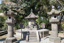 Tokugawa Estate Mausoleum, Shibakoen, Japan