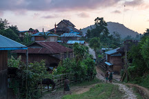 Hsipaw Sunrise , Shan State Trekking, Hsipaw, Myanmar