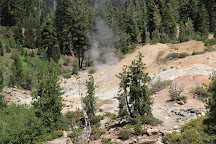 Sulphur Works, Lassen Volcanic National Park, United States