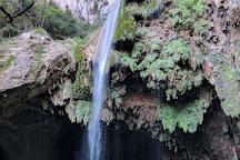 Cascada del Chipitin, Santiago, Mexico