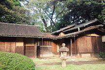 Tokyo National Museum Garden, Uenokoen, Japan