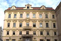 Kafka House, Prague, Czech Republic