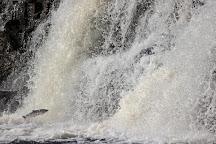 Aasleagh Falls, Aasleagh, Ireland