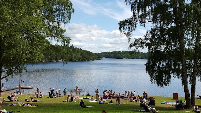 Stora Delsjöns badplats