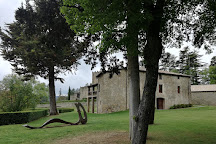 Parque Del Castillo de Montesquiu, Montesquiu, Spain