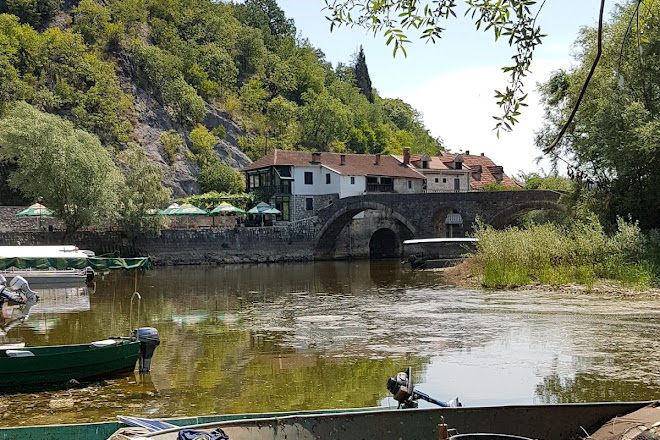 Vujovic House, Cetinje, Montenegro