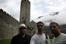 Castelgrande, Bellinzona, Switzerland