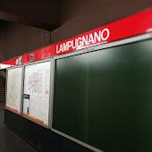 Станция  станции  Lampugnano