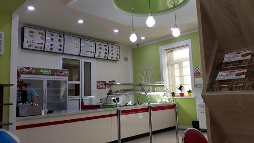 Kafe Bargi Sabz