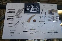Musee du Couteau de Laguiole, Laguiole, France