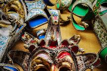 L'artista della barbaria, Venice, Italy