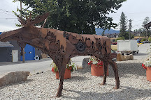 The Artym Gallery, Invermere, Canada