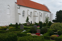 Fanefjord Church, Askeby, Denmark