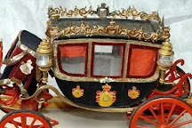 Royal Chariots Museum, Cairo, Egypt