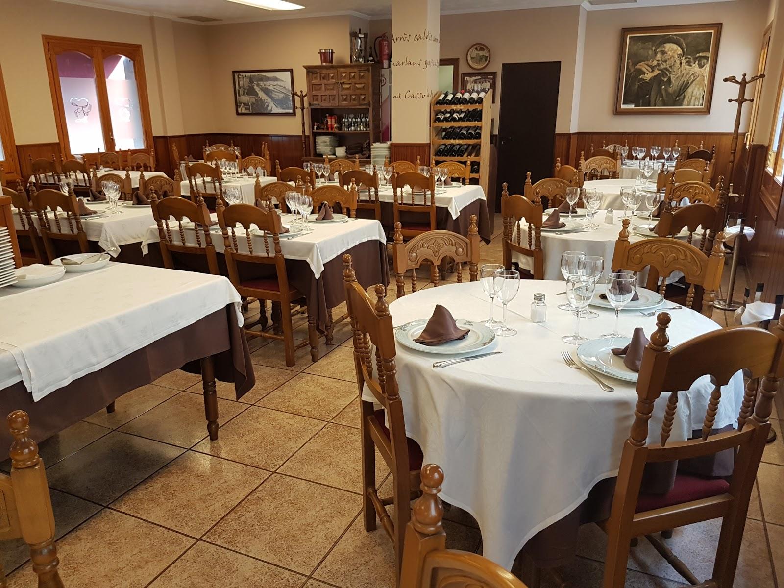 Restaurant Can Bolet