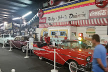 Backing Up Classics Auto Museum, Concord, United States