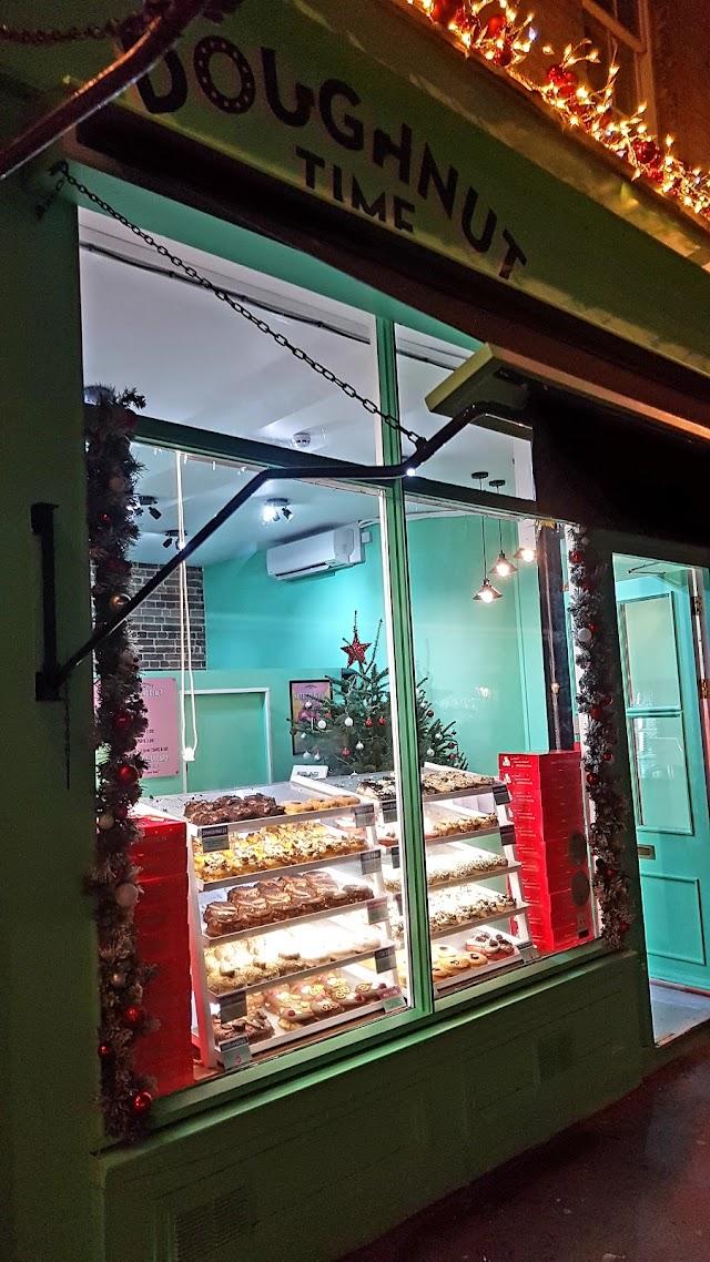 Doughnut Time Covent Garden