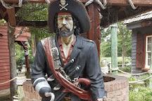 Pirate's Cove Adventure Golf, Williamsburg, United States