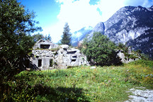 Fort Hermann, Bovec, Slovenia