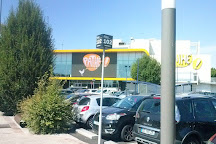 Cinema Pathe Belle Epine, Thiais, France