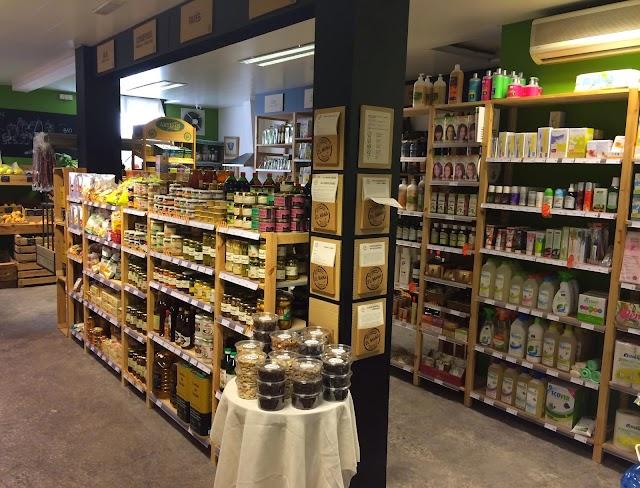 El Manà Supermercat Ecològic