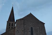Eglise Notre Dame, Brissarthe, France