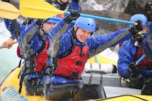 Chinook Rafting, Banff, Canada