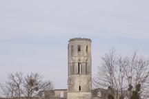Abtei La Sauve-Majeure, La Sauve, France