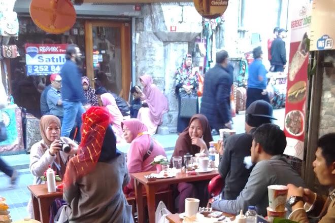 Araf Cafe & Bar, Istanbul, Turkey