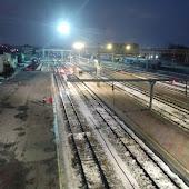 Железнодорожная станция  Omsk
