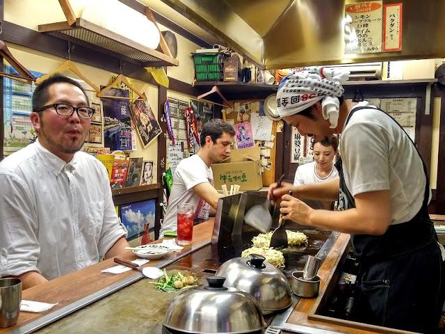 Okonomiyaki Tora