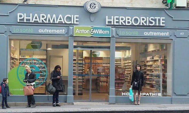 Pharmacie des Herbes Anton & Willem - Herboristerie