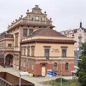 Train Station  Plzen Jizni Predmesti