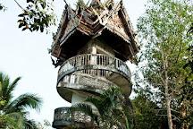 Wat Wang Wiwekaram, Sangkhla Buri, Thailand