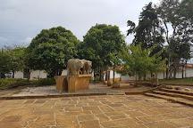 Capilla de Santa Barbara, Barichara, Colombia