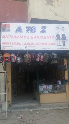 A To Z Garments sukkur