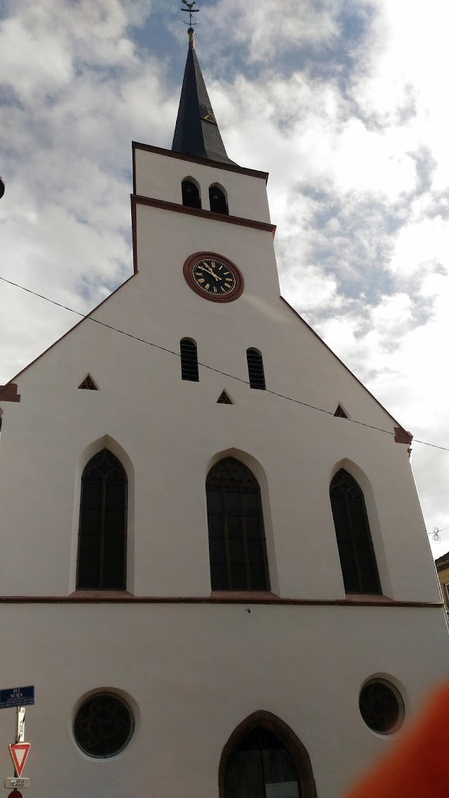 Eglise Saint Guillaume