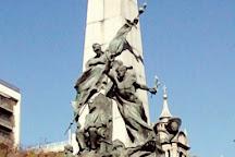 Monumento Júlio de Castilhos, Porto Alegre, Brazil
