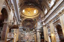 Chiesa del Gesu, Rome, Italy