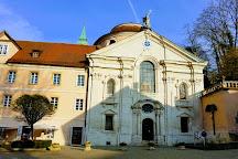 Monastery Weltenburg, Kelheim, Germany