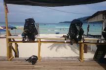Seahorse Diver, Pulau Perhentian Kecil, Malaysia