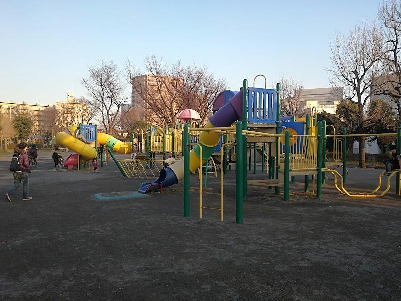 「川崎市幸区の緑道公園」の画像検索結果
